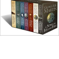 A Song of Ice and Fire: 7-Volume Box Set By (author) George R. R. Martin