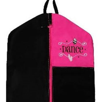 Geared to Dance Garment Bag Personalized  Tutu Bag Gear Bag Dance Bag Recital Ballet Bag  Birthday Gift Christmas Gift