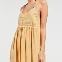 Out From Under Sunshine Slip Dress   Urban Outfitters