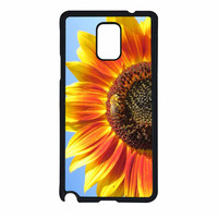 Sun Flower Shine Samsung Galaxy Note 4 Case