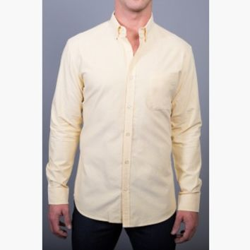 {Son and Heir} Modern Oxford Shirt in Golden Hour