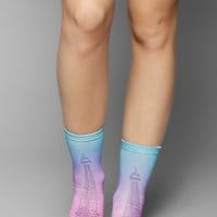 France Sublimated Crew Sock - Urban Outfitters