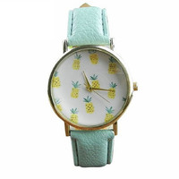 Aloha Pineapple  Wristwatch