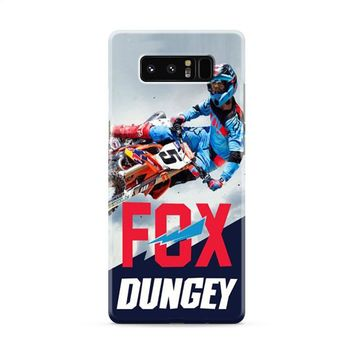 FOX RACING RYAN DUNGEY Samsung Galaxy Note 8 Case