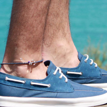 beach anklet buy blue damselcode shop cool anklets online