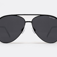 Quay Vivienne Black / Smoke Sunglasses