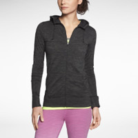 Nike Dri-FIT Knit Full-Zip Women's Hoodie