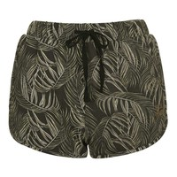 Palm Print Runner Shorts - Topshop