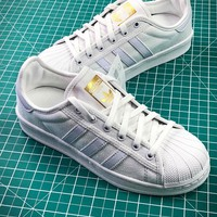 2018 Adidas Superstar Triple White - Best Online Sale