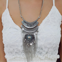 Run the Day Necklace
