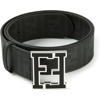 Fendi Belt Black New Belt