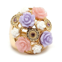 Pree Brulee - Monet's Nympheas Ring