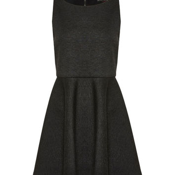 Alice + Olivia Monah Sleeveless A-Line Dress