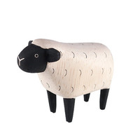 T-Lab Wooden Animal Sheep