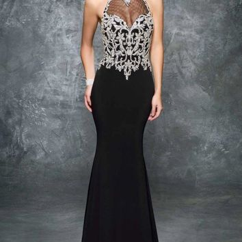 Nina Canacci 7370 Dress - NewYorkDress.com