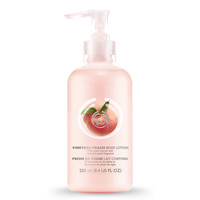 Vineyard Peach Body Lotion | The Body Shop ®
