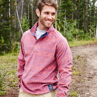 The Monmouth Flurry Fleece - 1/4 Zip