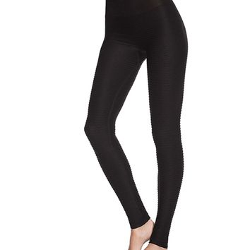 Groove Ribbed Active Legging