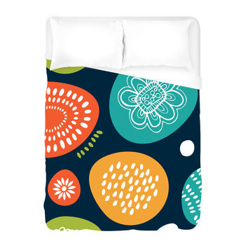 Funny Abstract Duvet Cover