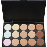 ROMWE | 15 Colors Concealer Palette , The Latest Street Fashion