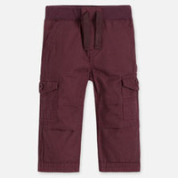 Boys' Levi's Baby Cargo Pull On Pants - Purple - Kids