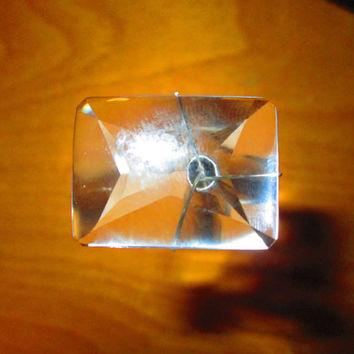 Field Priced 30 Carat Mongolian Topaz Emerald Cut Faceted 100% Natural Gemstone