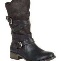 Report Jesslyn Boots - Black