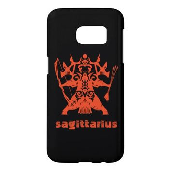 Sagittarius - Zodiac sign Samsung Galaxy S7 Case
