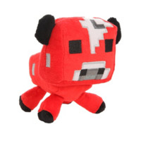 "Minecraft 7"" Baby Mooshroom Plush"