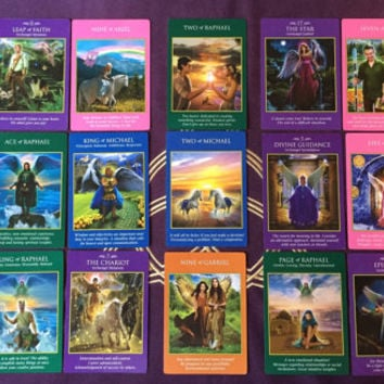 21 Card Angelic Realm Reading, Past, Present, Future Reading, Angel Card Reading, Accurate, in-depth reading, video, email or etsy convo