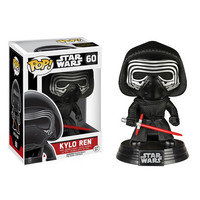 Star Wars The Force Awakens - Kylo Ren - Pop! Vinyl Bobble Head