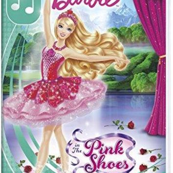 Kelly Sheridan & Katie Crown & Owen Hurley-Barbie in The Pink Shoes