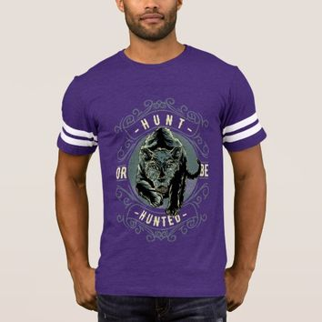 T-Shirt Hunt Or Be Hunted Black Panther