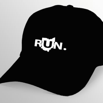 Ohio RUN. Cap