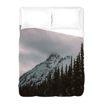 Mountain Love Duvet Cover