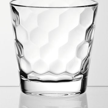 Majestic Gifts E63316-S6 Quality Glass Double Old Fashioned Tumbler 12.5 oz. Set of 6