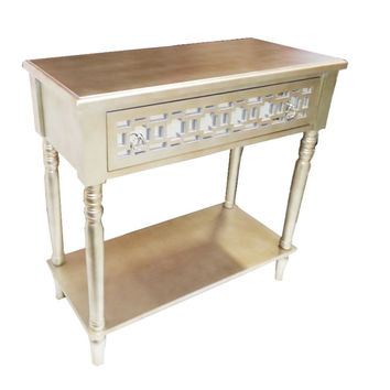 Appealing TV Table Stand - Benzara