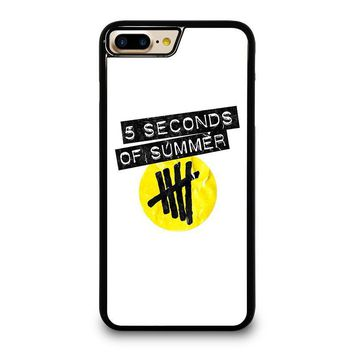 5 SECONDS OF SUMMER 2 5SOS iPhone 4/4S 5/5S/SE 5C 6/6S 7 8 Plus X Case