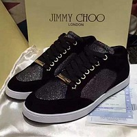 Jimmy Choo Women Sneakers Sport Shoes