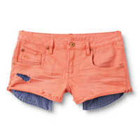 Breezer Beachy Deep Coral Shorts - QUIKSILVER