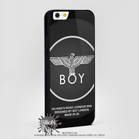 Matte London Boy Eagle For Apple, Iphone, Ipod, Samsung Galaxy Case