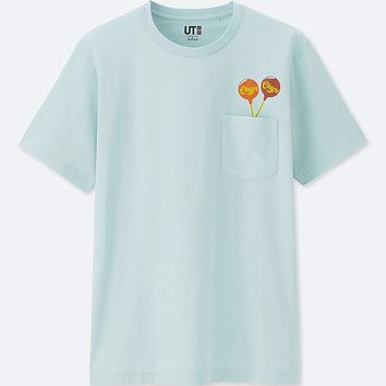 THE BRANDS SHORT-SLEEVE GRAPHIC T-SHIRT (CHUPA CHUPS)