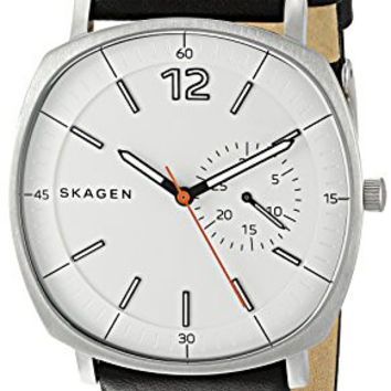 Skagen Rungsted Leather Watch