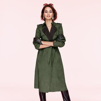 mark. By Avon Stay on Top Trench