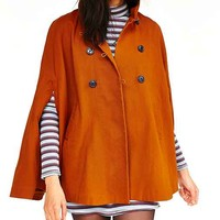 Alice & UO Cloclo Cape Jacket