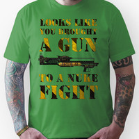 Fallout 3 - Always be prepared Unisex T-Shirt