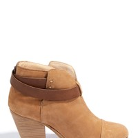 Leather Harrow Ankle Boot