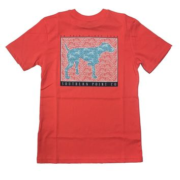 Southern Point, Youth Signature Series Short Sleeve T-Shirt, ST-283