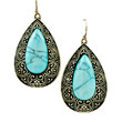 Turquoise Day Dream Earrings