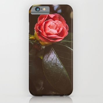 The Rose iPhone & iPod Case by Pati Designs